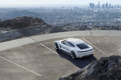 2015 Porsche Mission E concept 5