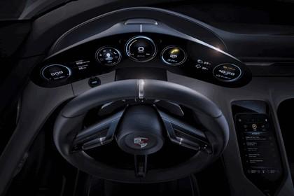 2015 Porsche Mission E concept 8