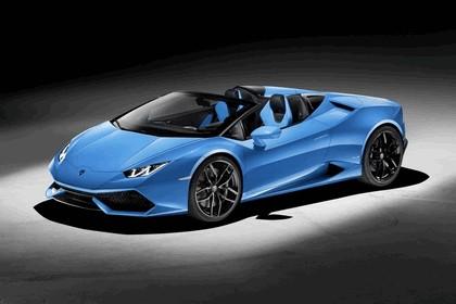 2015 Lamborghini Huracán LP 610-4 spyder 1