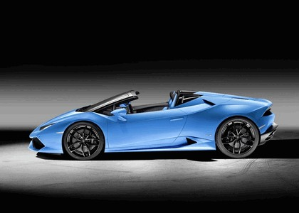 2015 Lamborghini Huracán LP 610-4 spyder 2