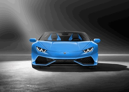 2015 Lamborghini Huracán LP 610-4 spyder 4