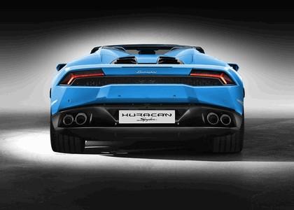 2015 Lamborghini Huracán LP 610-4 spyder 6