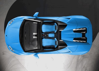 2015 Lamborghini Huracán LP 610-4 spyder 7
