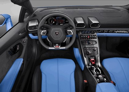 2015 Lamborghini Huracán LP 610-4 spyder 8