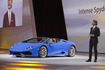 2015 Lamborghini Huracán LP 610-4 spyder 13