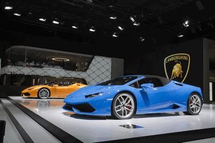 2015 Lamborghini Huracán LP 610-4 spyder 14