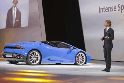 2015 Lamborghini Huracán LP 610-4 spyder 15