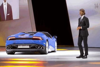 2015 Lamborghini Huracán LP 610-4 spyder 16