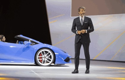 2015 Lamborghini Huracán LP 610-4 spyder 17