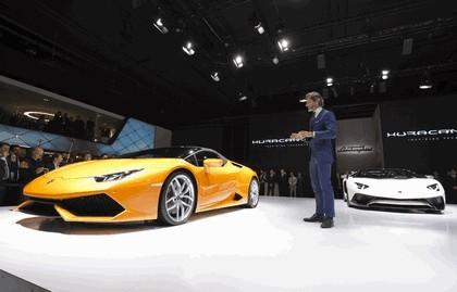 2015 Lamborghini Huracán LP 610-4 spyder 25