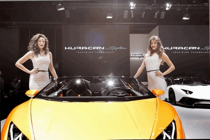 2015 Lamborghini Huracán LP 610-4 spyder 27