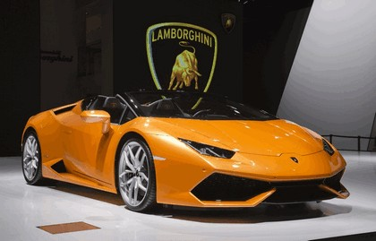2015 Lamborghini Huracán LP 610-4 spyder 29