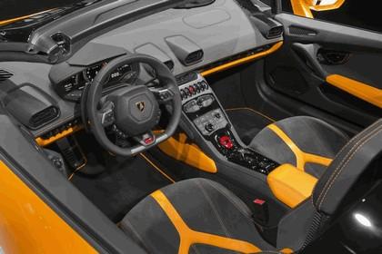 2015 Lamborghini Huracán LP 610-4 spyder 31