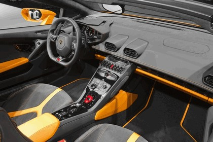 2015 Lamborghini Huracán LP 610-4 spyder 33