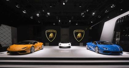 2015 Lamborghini Huracán LP 610-4 spyder 34