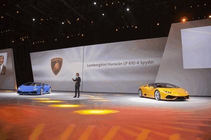 2015 Lamborghini Huracán LP 610-4 spyder 36