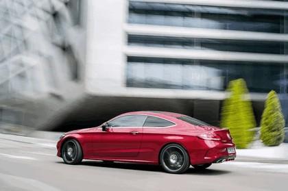 2015 Mercedes-Benz C250d 4Matic coupé 6
