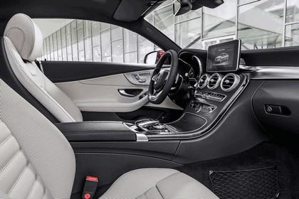 2015 Mercedes-Benz C250d 4Matic coupé 8