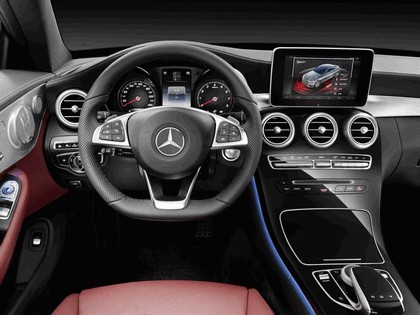2015 Mercedes-Benz C300 coupé 11