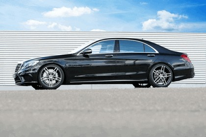2015 Mercedes-Benz S63 AMG ( W222 ) by G-Power 1