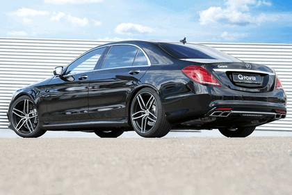 2015 Mercedes-Benz S63 AMG ( W222 ) by G-Power 2
