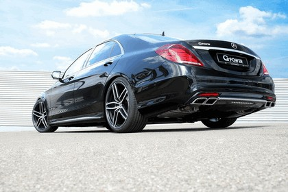 2015 Mercedes-Benz S63 AMG ( W222 ) by G-Power 3