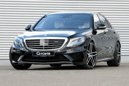 2015 Mercedes-Benz S63 AMG ( W222 ) by G-Power 4