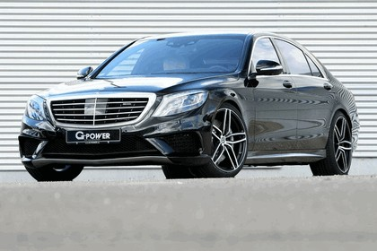 2015 Mercedes-Benz S63 AMG ( W222 ) by G-Power 5