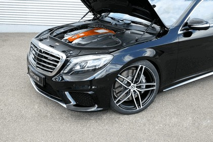2015 Mercedes-Benz S63 AMG ( W222 ) by G-Power 7