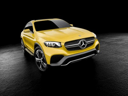 2015 Mercedes-Benz GLC coupé concept 6