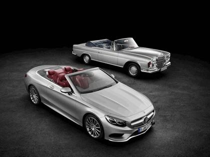2015 Mercedes-Benz S-klasse cabriolet 7