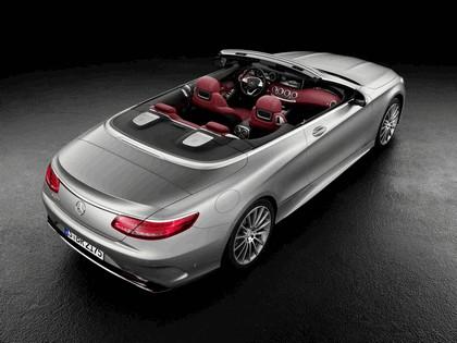 2015 Mercedes-Benz S-klasse cabriolet 8