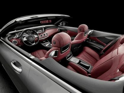2015 Mercedes-Benz S-klasse cabriolet 10