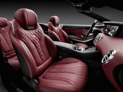 2015 Mercedes-Benz S-klasse cabriolet 11