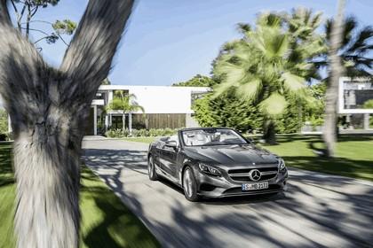 2015 Mercedes-Benz S-klasse cabriolet 13