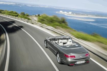 2015 Mercedes-Benz S-klasse cabriolet 17