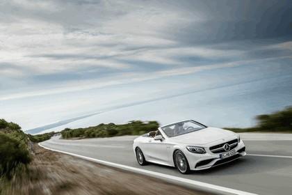 2015 Mercedes-Benz S-klasse cabriolet 19
