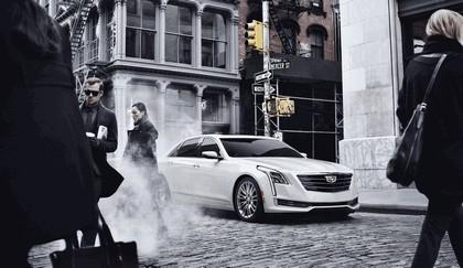 2016 Cadillac CT6 5