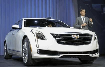 2016 Cadillac CT6 7