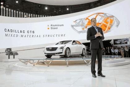 2016 Cadillac CT6 13
