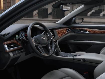 2016 Cadillac CT6 17