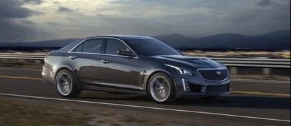 2016 Cadillac CTS-V 8