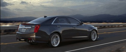 2016 Cadillac CTS-V 9