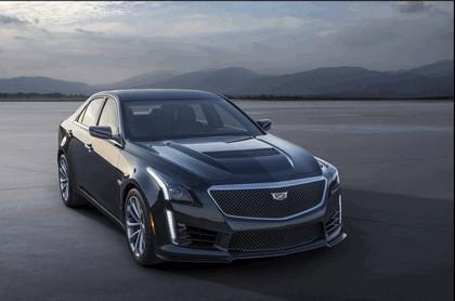 2016 Cadillac CTS-V 10