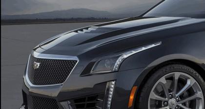 2016 Cadillac CTS-V 12