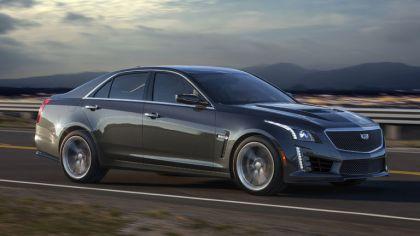 2016 Cadillac CTS-V 5