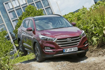 2016 Hyundai Tucson - UK version 1