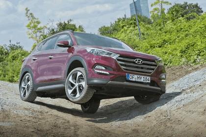 2016 Hyundai Tucson - UK version 2