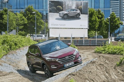 2016 Hyundai Tucson - UK version 3
