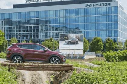 2016 Hyundai Tucson - UK version 4